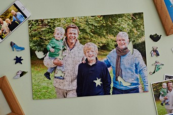 Personalised Jigsaw Puzzles | Wentworth Wooden Puzzles