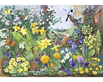 Best Selling Animals And Nature Jigsaw Puzzles | Wentworth