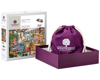 COMING TO LIFE 250 Pieces 2020 PREORDER WENTWORTH WOODEN JIGSAW PUZZLE